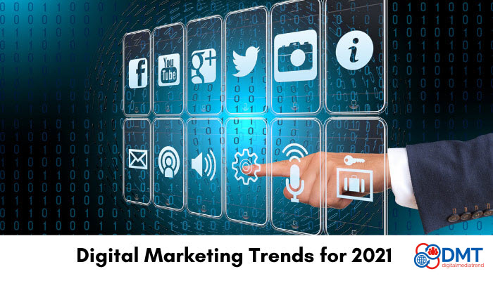 Digital Marketing Trends for 2021